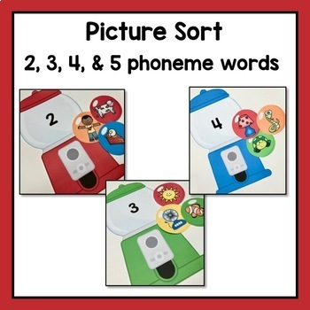 Phoneme Segmentation Activities