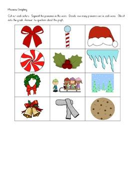 Phoneme Segmenting - Winter