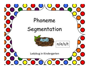 Phoneme Segmenting for Review