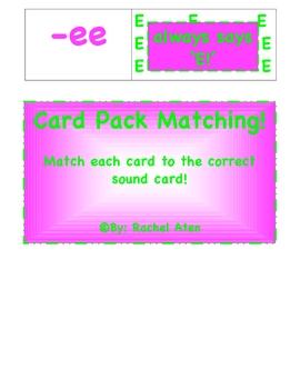 Phoneme Sound Pack Cards