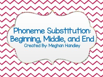 Phoneme Substitution