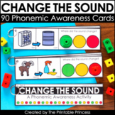 Phoneme Substitution: Change the Sound   A Phonemic Awaren