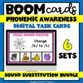 Phoneme Substitution Digital Activities BUNDLE
