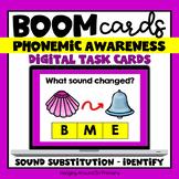 Phonemic Awareness Digital Activities | Phoneme Substitution