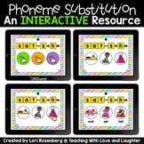 Phoneme Substitution Interactive Games