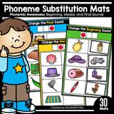 Phoneme Substitution: Phonemic Awareness