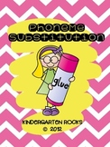 Phoneme Substitution - Phonological Awareness Mini-lesson