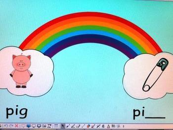 Phoneme Substitution Rainbows