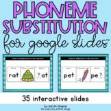 Phoneme Substitution for Google Slides™