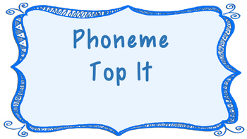 Phoneme Top-It