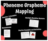Phoneme and Syllable Mapping Boards