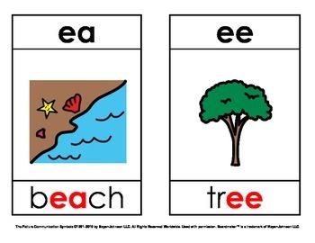 Phoneme/Grapheme Phonics Picture Cards - Vowels (Set 1)