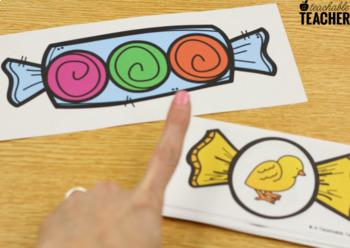 Phonemic Awareness - Segmenting Sounds