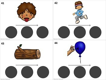 SOUND BOXES WITH PICTURES | CVC Words | Phonemic Awareness Sound Activities