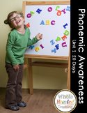 Phonemic Awareness Curriculum