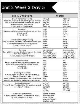 Phonemic Awareness #3
