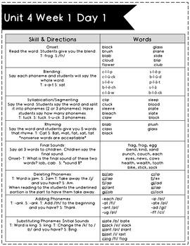Phonemic Awareness #4