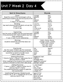 Phonemic Awareness #7