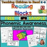 Phonemic Awareness Activities FREE