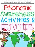 Phonemic Awareness Activities & Interventions - December