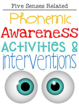 Phonemic Awareness Activities & Interventions - March