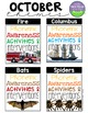 Phonemic Awareness Activities & Interventions - October