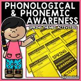 Phonemic Awareness Activities & Phonological Awareness Activities