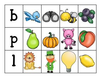 Phonemic Awareness Activity Kit
