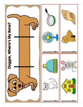 Phonemic Awareness - Response to Intervention Activity Pack