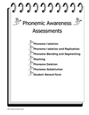 Phonemic Awareness Assessment