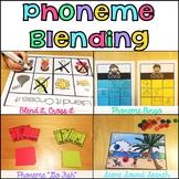 Phonemic Awareness: BLENDING Phonemes