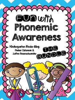 Phonemic Awareness BUNDLE