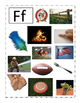 Phonemic Awareness Beginning Ff Sound Game