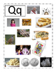 Phonemic Awareness Beginning Qq Sound Game