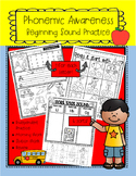 Phonemic Awareness-Beginning Sound Practice
