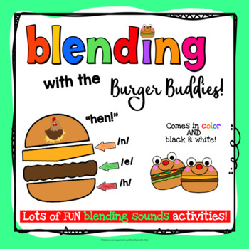 Phonemic Awareness: Blending