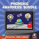 Phonemic Awareness Boom Digital Task Cards