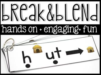 Phonemic Awareness Break and Blend