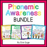 Phonemic Awareness Activities: Rhyming, Blending, Segmenting, Beginning Sounds