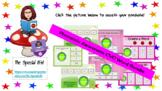 Phonemic Awareness CVC Word Boom Card Bundle
