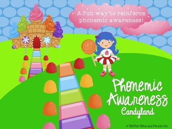 Phonemic Awareness Candyland - Beginning/Middle/Ending Sounds