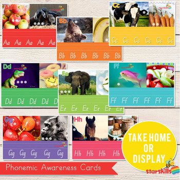 Phonemic Awareness Cards