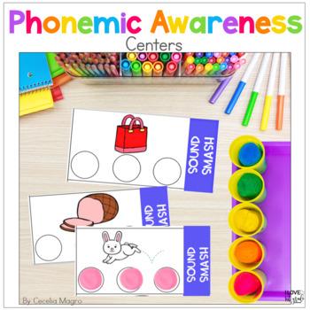 Phonemic Awareness Centers