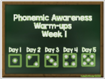 Phonemic Awareness Daily Practice Powerpoints