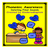 Phonemic Awareness Deleting Final Sounds
