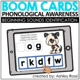 FREE Phonemic Awareness | Boom Cards Speech Therapy | Dist