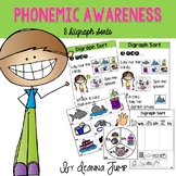 Phonemic Awareness Digraph Sorts