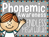 Phonemic Awareness ENDLESS BUNDLE