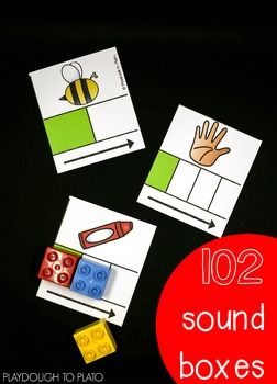 Sound Boxes for Phonemic Awareness