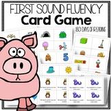 First Sound Fluency Game
